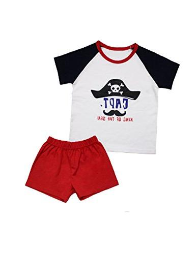 10STAR11 Girls Cute 100% Cotton Soft Colorful Patterned T-Sh