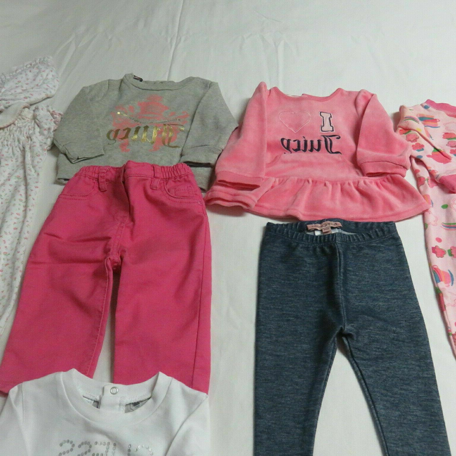 13 - Juicy Couture, Grouping 3-6