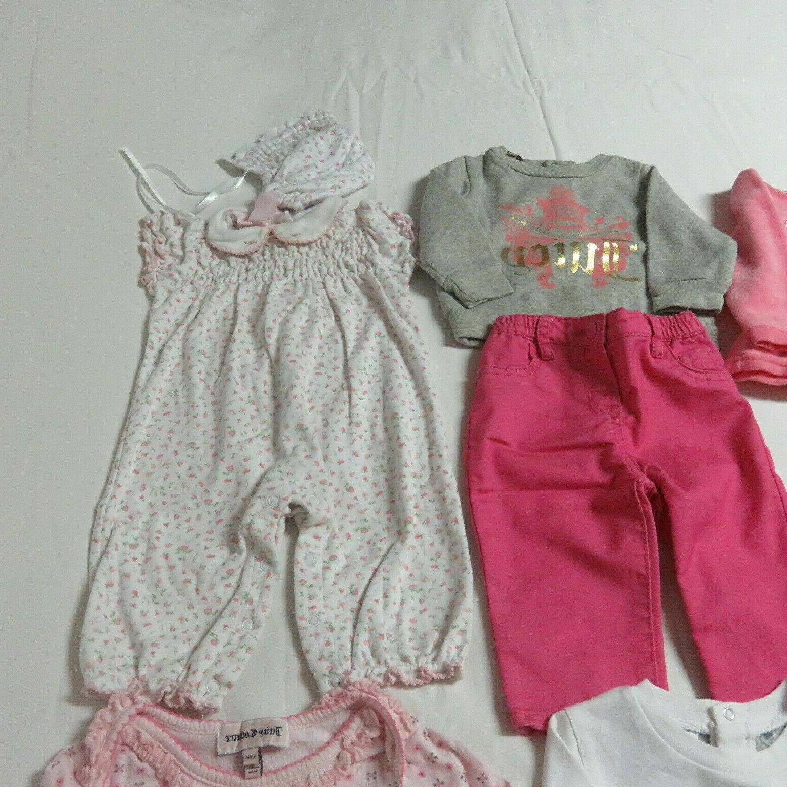 13 Piece Lot - Couture, Grouping Size 3-6