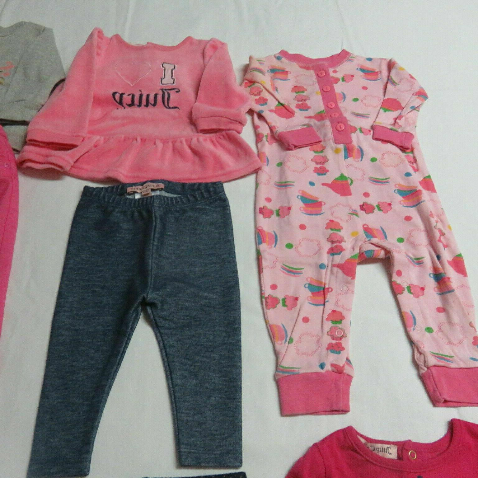 13 Piece - Girls Couture, 3-6