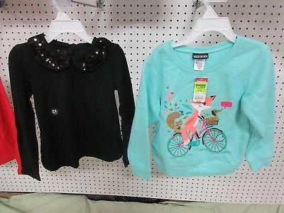 13 XS LONG SHIRT OUTFIT DANCE CLOTHES PIPER LOT