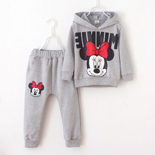 Minnie Mouse Tops Pants