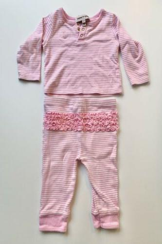 6-9 pink lot Couture Carters One Piece Outfits