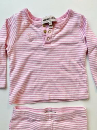 6-9 girl pink clothes lot Couture Outfits