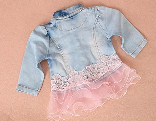 Baby Sets Shirt Jacket Jeans 6