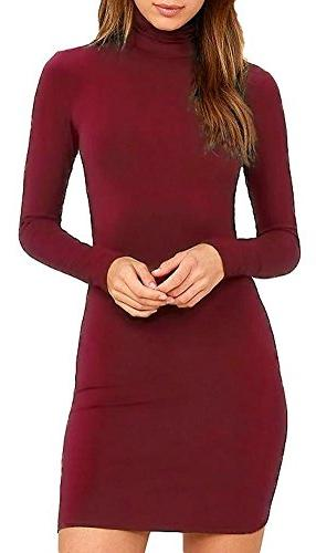 BomDeals Women's Sexy Bodycon Evening Nightclub Party Fitted