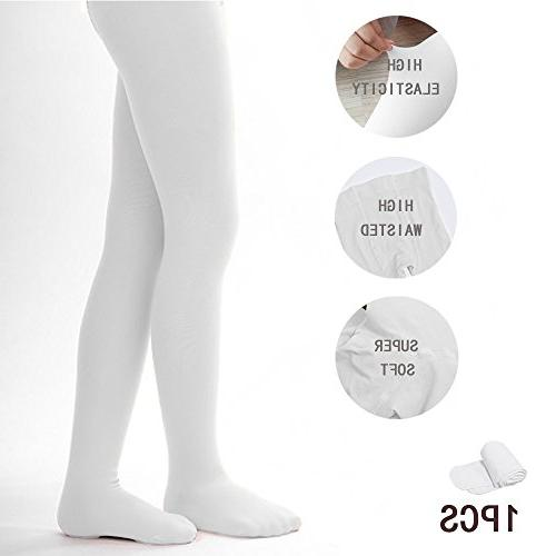 Tights for Girls Ballet Leotards Toddler Dance Leggings Pants Footed Kids