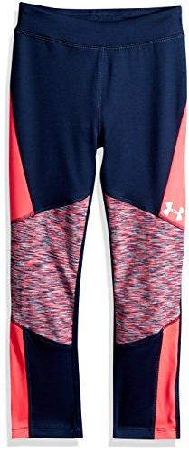Under Armour Little Girls' Designer's Choice Legging, Academ