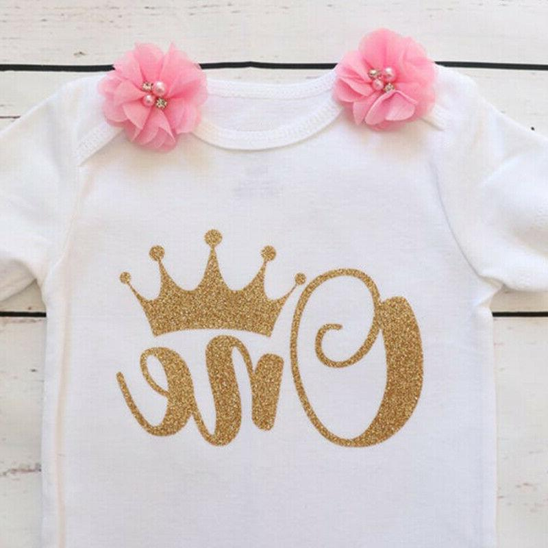 Baby 1 Birthday Sets Clothing Suits