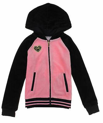 Juicy Couture Baby Girls 2 Piece Velour Set