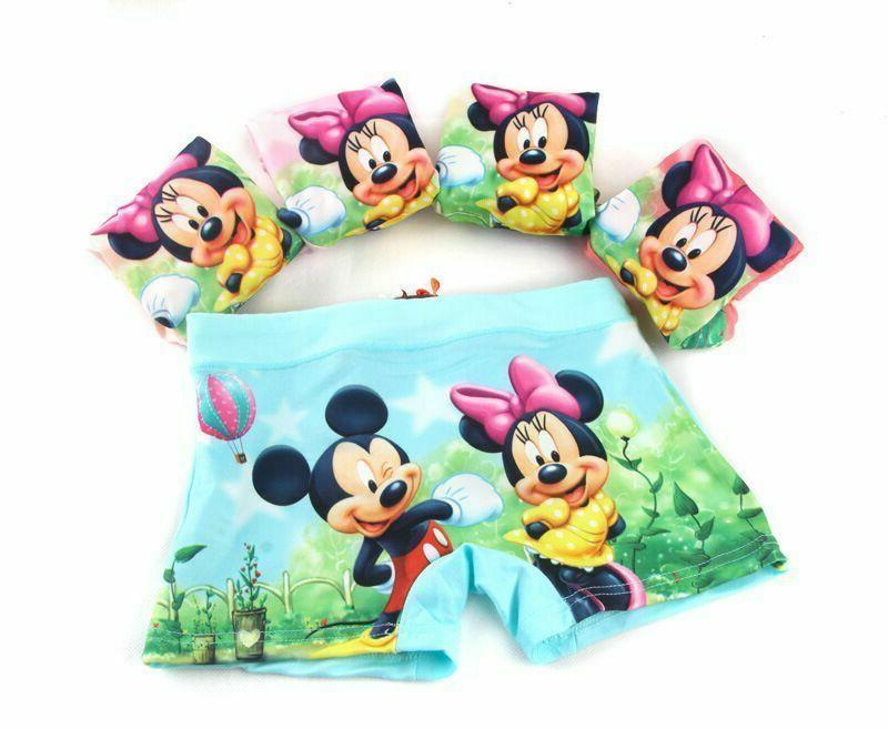 Baby Mickey Mouse Clothing Cotton Outfits