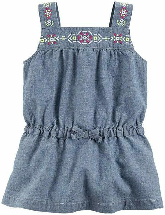Carter's Floral Bodysuit Jeggings Baby Girls newborn-24m