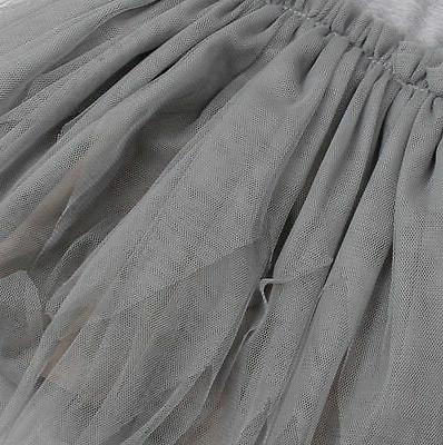 Flower Girls Toddler Baby Party Pageant Wedding Tulle Tutu