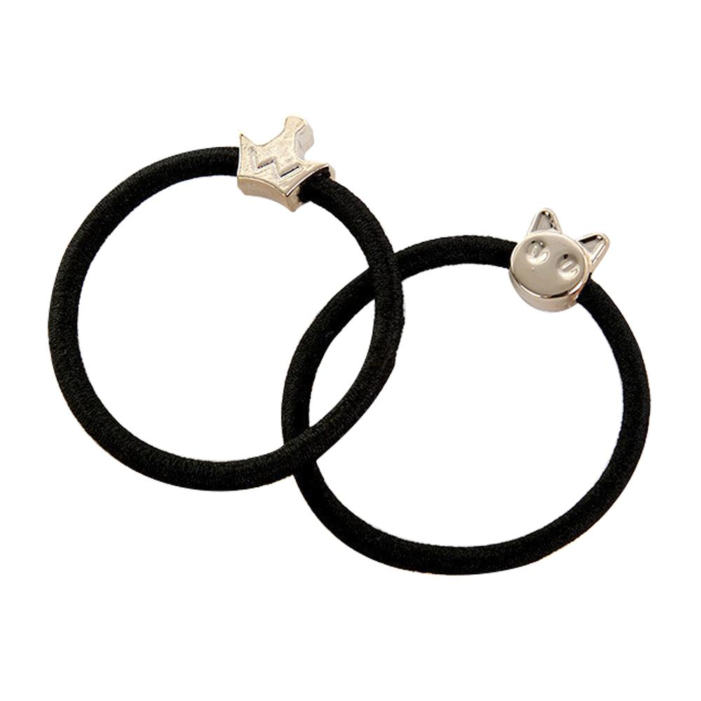 Girl Headdress Clothing Accessories High Rubber Band Rubber For Ha