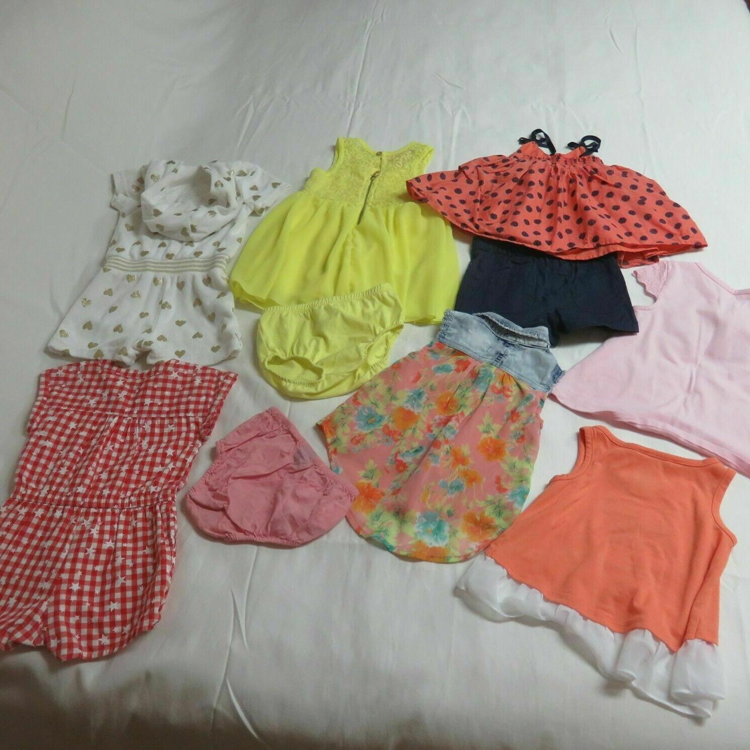 Girls 10 Lot Juicy Couture, Guess Size