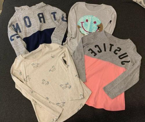 Girls Clothing Justice Brand Size