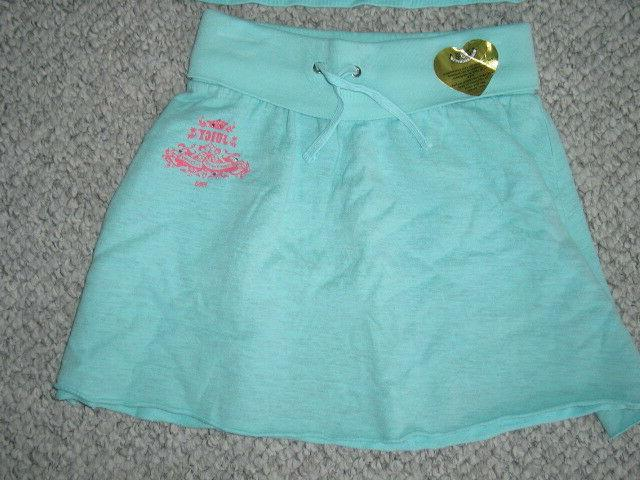 Juicy Couture Girls SKIRT size 8 Pamper Yourself in JUICY sp