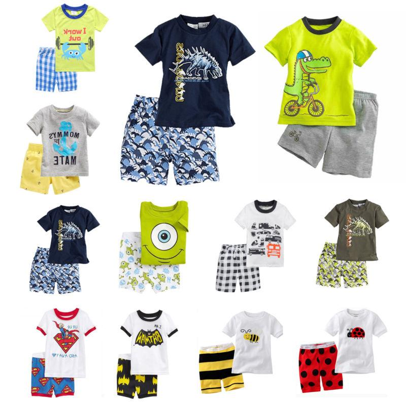 Kids Boys Summer + Nightwear Set