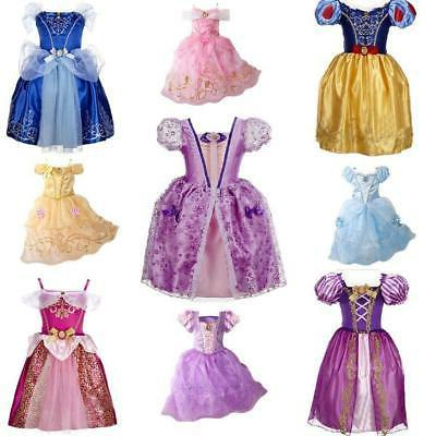 Kids Girls Fairytale Dress Up
