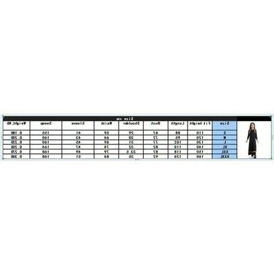 Muslim Girls Maxi Dress for Long Holiday Abaya Islamic Gown