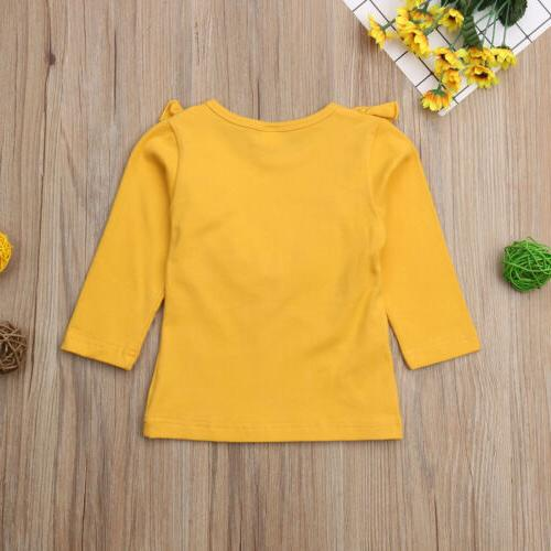 Long T-Shirt Baby Girl Clothes