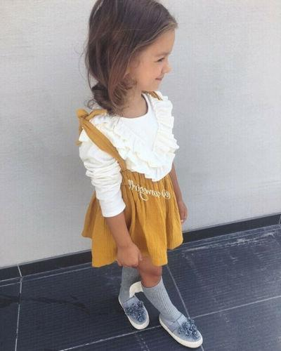 Long Sleeve Clothes Toddler