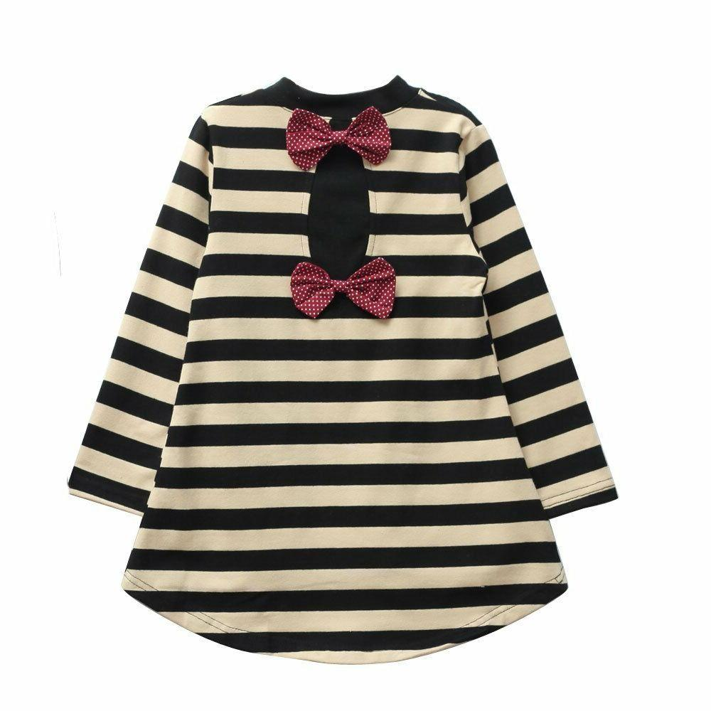 M Cute Girls' Pieces Sleeve Top Pants Clothes