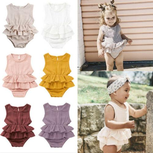 new summer newborn kid baby girl clothes