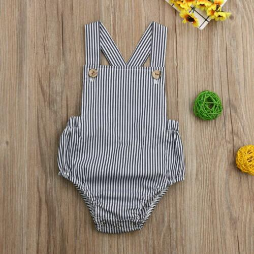 Newborn Romper Sunsuit Outfit