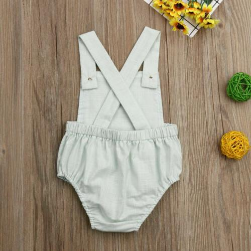 Newborn Baby Romper Outfit