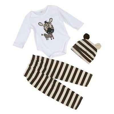 Newborn Clothing Hat Trousers Outfit