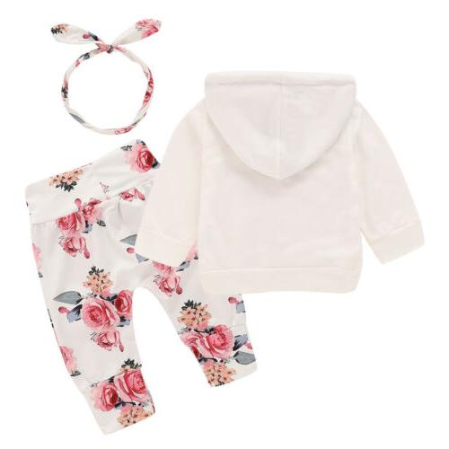 Floral Hooded Tracksuit
