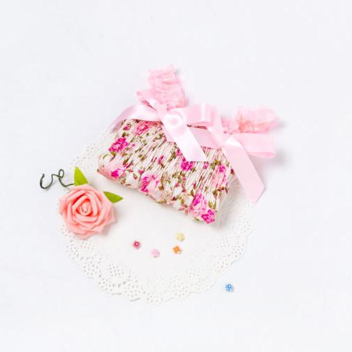 Newborn Infant Baby Floral Romper Headband Outfit Clothes
