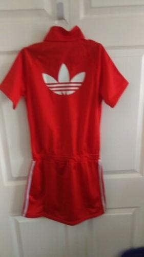 Adidas Youth Red JL FB NEW Size M