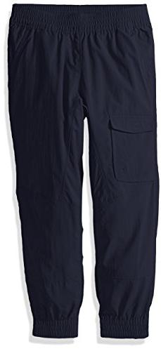 Columbia Girls Silver Ridge Pull-on Banded Pant, Nocturnal,