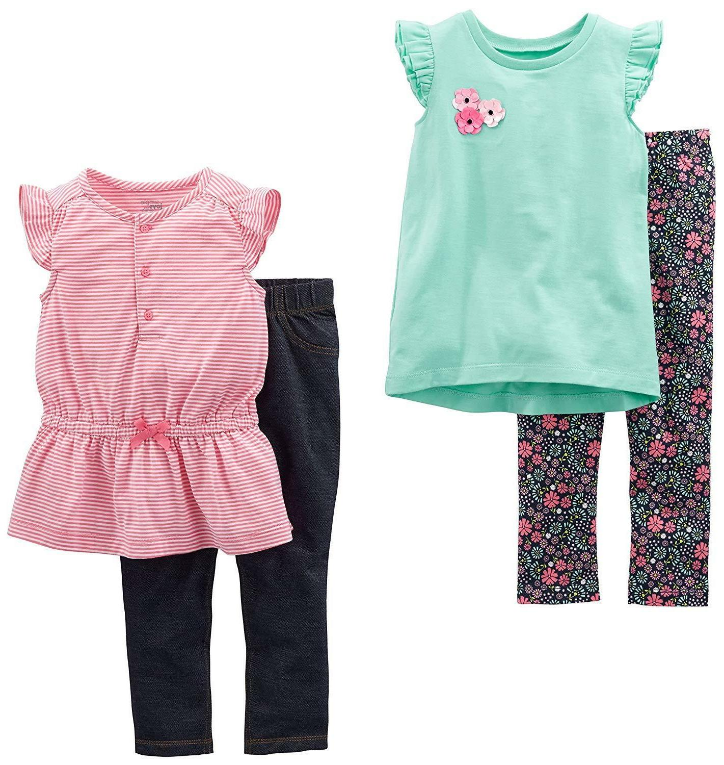 simple joys by carter s toddler girls