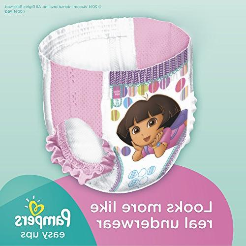 Pampers Pants - ct., Size