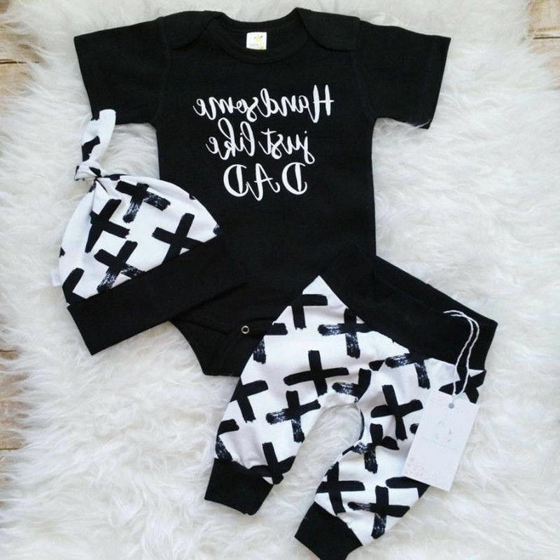 US Boy Jumpsuit Set