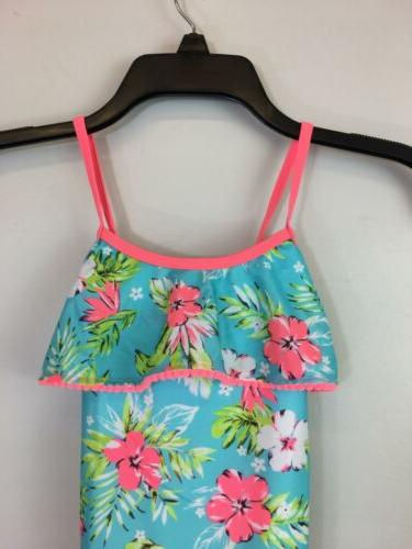 Youth Swimsuit, Size Floral