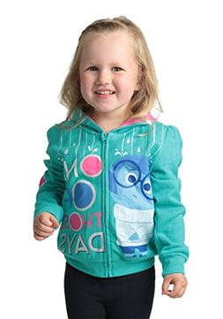 Disney Little Girls' Toddler Inside Out Sadness One of Those