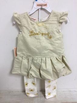 New Juicy Couture Baby Girls Clothes Size 18 Months Spring O