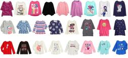 NEW Gymboree girls long sleeve tee size 4 5 6 7 8 YOU PICK F
