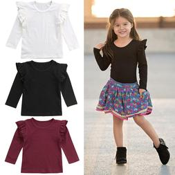 New Spring Autumn Little <font><b>Girls</b></font> Cute Soli