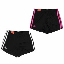 NEW Adidas Youth Girls Active Shorts w/ Elastic Waistband -