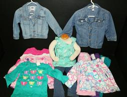 NWT Girl's Sz 2T Clothing Lot 13 Pieces Children's Place, Ga