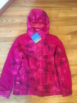 NWT *Columbia* Girls Bohemian Boarder Winter Jacket XL 18/20