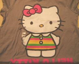 NWT GIRLS OLD NAVY COLLECTABILITEES HELLO KITTY GRAPHIC T-SH