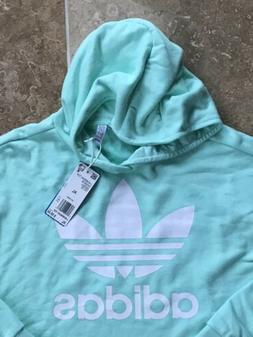 adidas Originals Big Girls Adibreak Hoodie DH2678 XL Trefoil