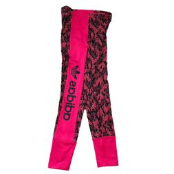 Adidas ORIGINALS Girls Leggings Pink Adidas AI5043 New Authe