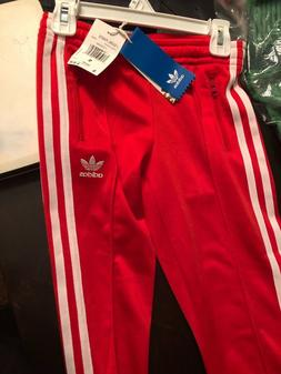 Adidas Originals Trefoil Workout Pants Girls Pants S BRAND N